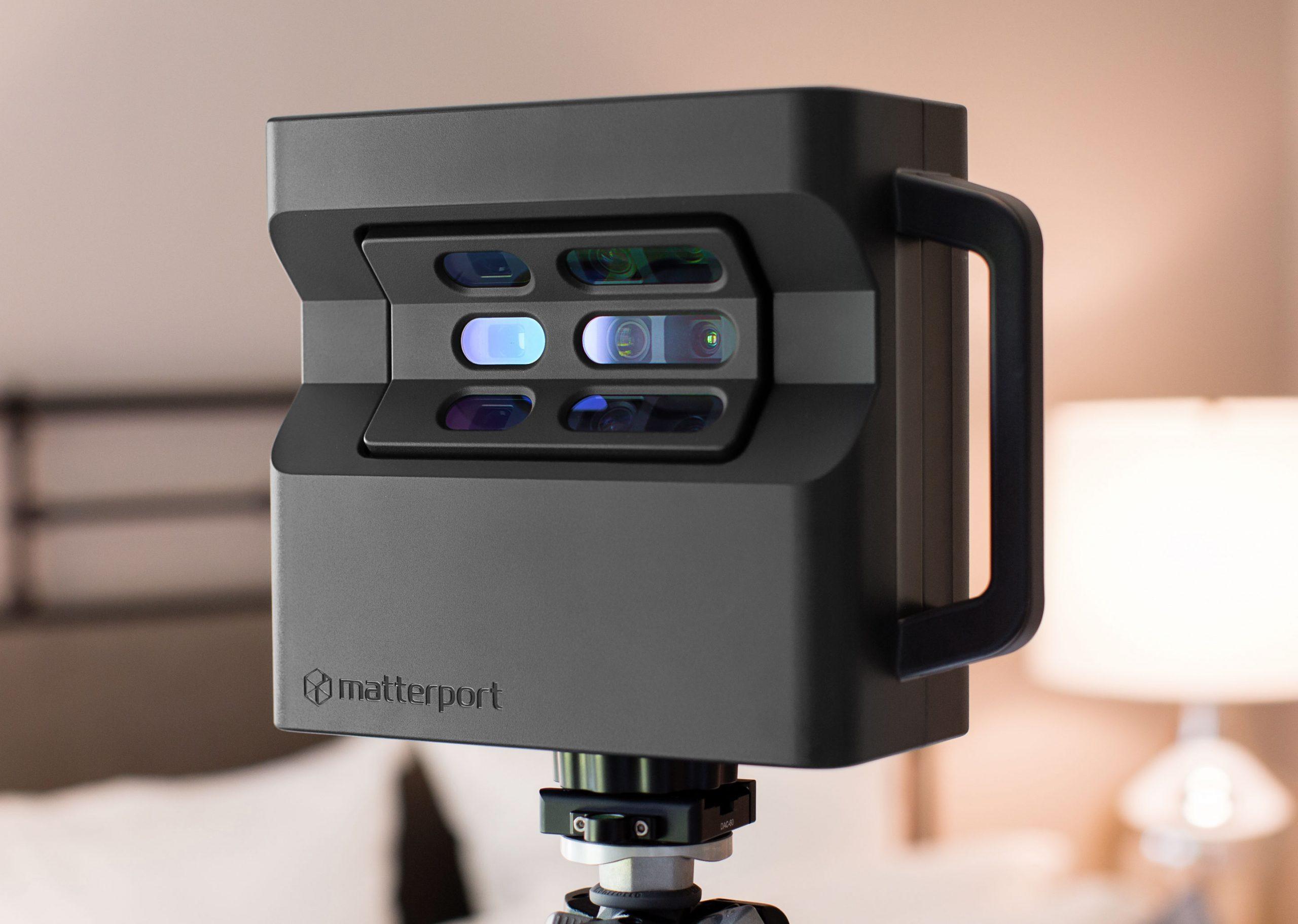 Camera Matterport PRO2