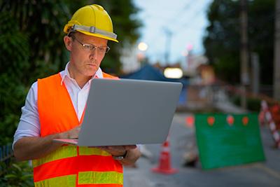 Suivi de chantier visite virtuelle